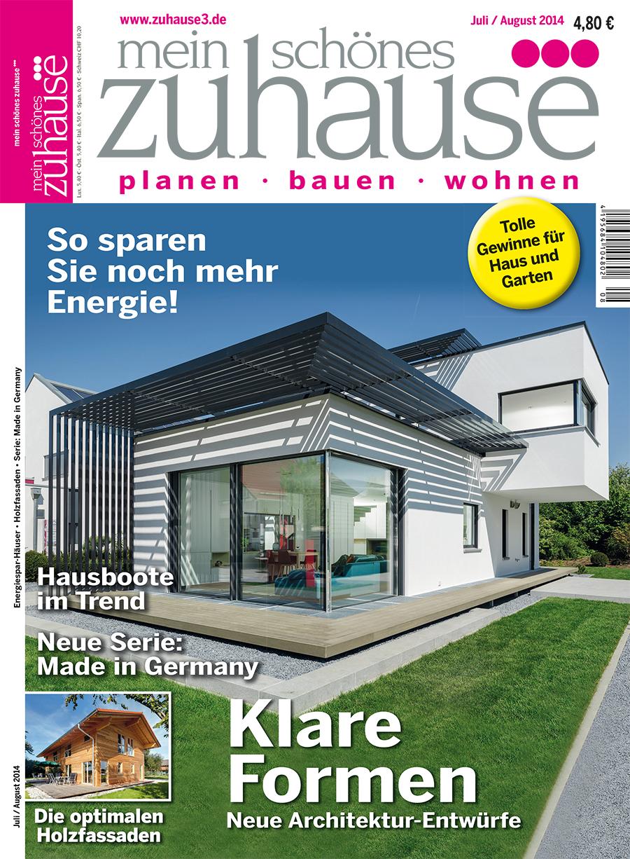 Mein Schönes Zuhause Zeitschrift referenzen