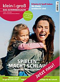 Klein und Groß Elternmagazin